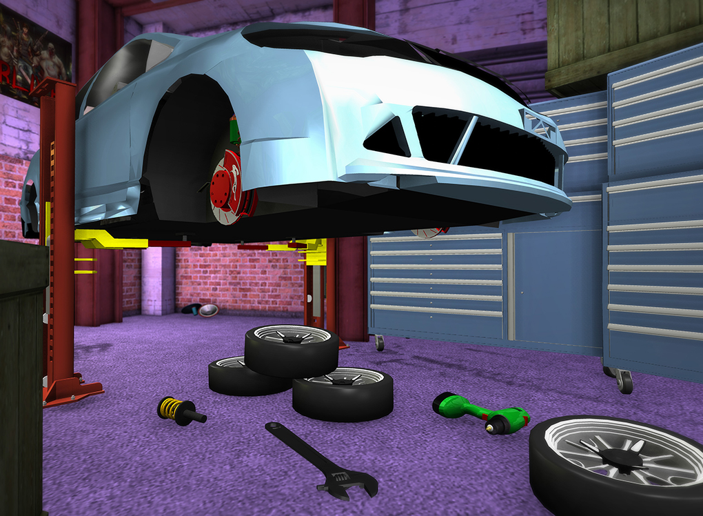 Rise to the challenge and become a star mechanic and street racer in Tokyo!