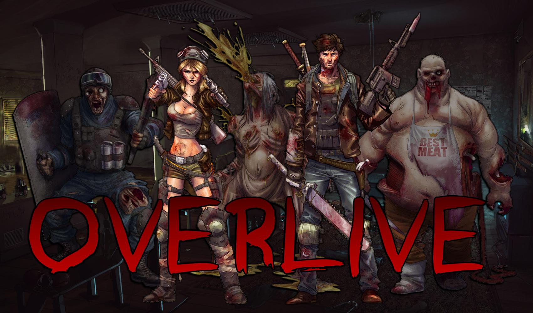 overlive zombie apocalypse survival rpg adventure game